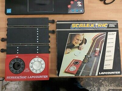Scalextric Vintage Lap Counter Boxed C277 Great Working Condition • 9.99£