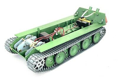 Heng Long Tank 1/16 Panther G Chassis Low Hull With METAL Gear Box • 59.99£