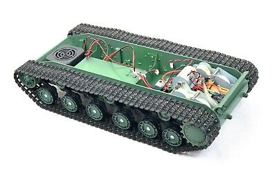 Heng Long 1/16 Tank KV-1 Chassis Low Hull With Gear Box UK • 45.99£