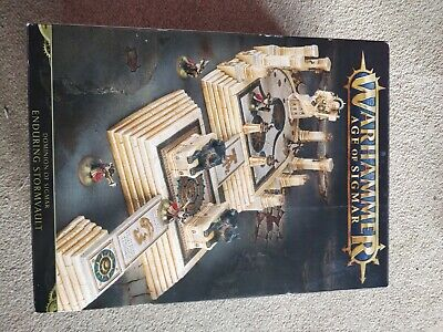 Dominion Of Sigmar: The Enduring Stormvault Games Workshop.  • 60£