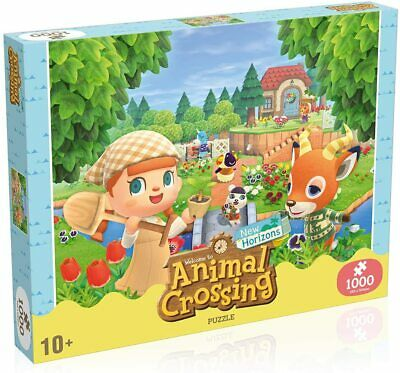 Animal Crossing New Horizons 1000 Piece Jigsaw Puzzle • 14.99£