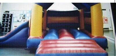 Commercial Grade Bouncy Castle With Slide • 600£
