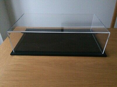 Large Acrylic Display Case. Fits 2nr 1:18 Diecast Models • 30£