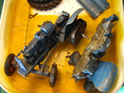 Fordson Ddn Tractor Chad Valley Large Model • 99£
