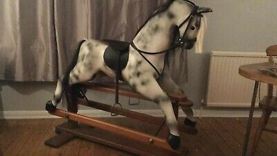 Vintage Horseplay Rocking Horse (with Markers Mark) - Pristine Condition • 300£