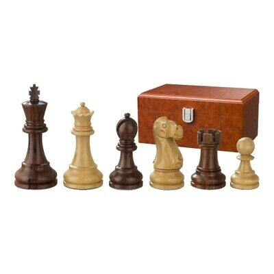Chess Figures - Tutankhamun - Wood - Staunton - Kings Height 95 MM • 80.89£
