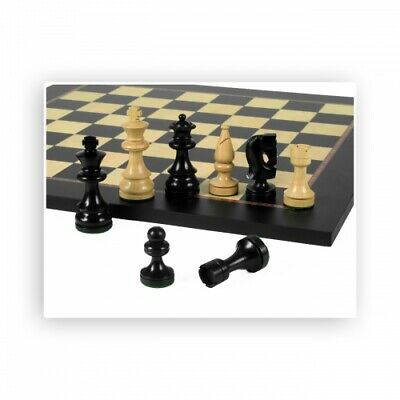 Chess Figures - Russian Design - Black - Kings Height 89mm • 79.35£