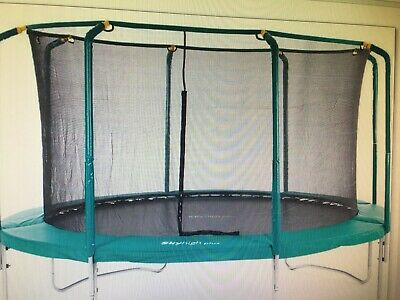 Skyhigh Plus - 12ft Skyhigh Plus Trampoline And Safety Enclosure • 77£