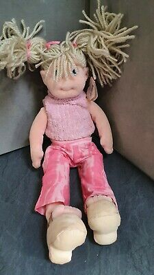Ty Beanie Boppers Silly Sara Doll With Tag • 3.60£
