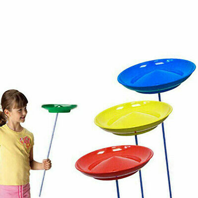 Products Spinning Plates & Sticks - Circus Kids Skill Toy & Bag • 14.24£
