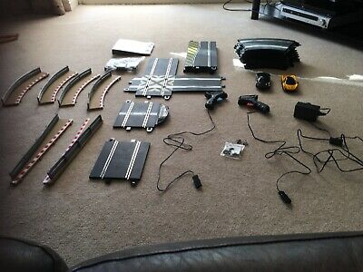 Scalextric Sport Track With Two Cars, Massive Track • 45£
