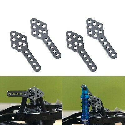 INJORA RC Shock Absorbers Holder 4pcs RC Shock Mount For 1:10 RC Crawler Car ... • 32.65£