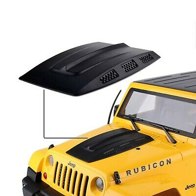 INJORA RC Car Engine Hood Cover Car Body Shell Part Engine Cover For 1/10 RC ... • 30.42£