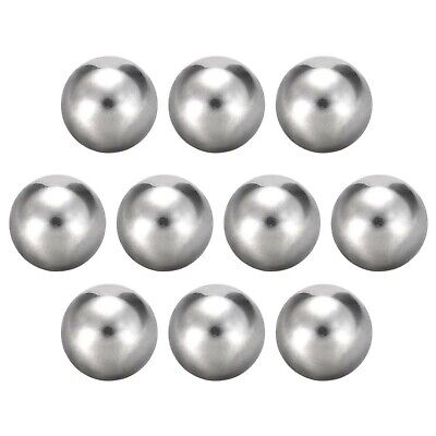 Sourcing Map Precision Chrome Steel Bearing Balls 19mm G10 10pcs • 30.53£