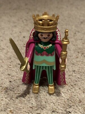 Playmobil Knights Bundle - King And Crossbowman • 7£