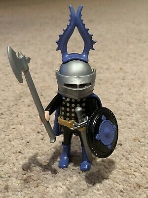 Playmobil Knights Bundle, 3 Knights And A Horse • 10£