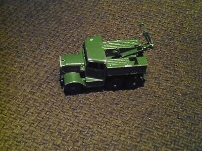 Vintage Diecast Military  Made England By Lesney Lot 002 • 2.99£