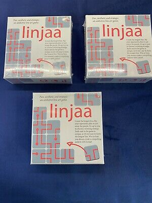 Linjaa: An Addictive Line Art Game BNIB Great Present 🎁 Free Post • 12£