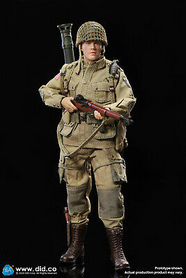 DRAGON DREAMS DID *1/12 SCALE* *6 INCH* PALM HERO WWII US 101st AIRBORNE RYAN • 89.99£