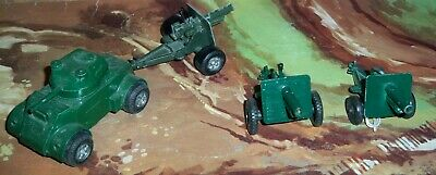 Lone Star Armoured Vehicle With 3 X Lone Star Field Guns  • 12.75£