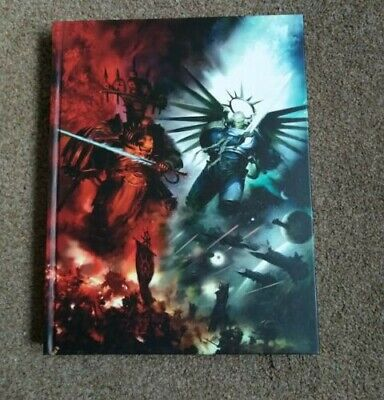 Warhammer 40k - 9th Edition Core Rule Book - Limited Edition • 15£