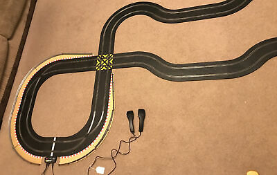 Scalextric Sport Large Circuit,Hairpin,Borders, Etc,See Pictures For Full Track • 59.99£