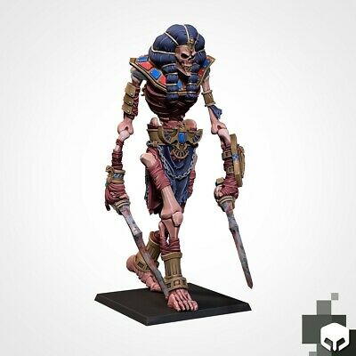 Armies Of The Sand : Colossus Miniature Tomb Royalty Proxy 3D Resin Printed • 20£