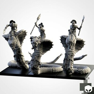 Armies Of The Sand : Tomb Cataphract Tomb Royalty Proxy 3D Resin Printed • 23£