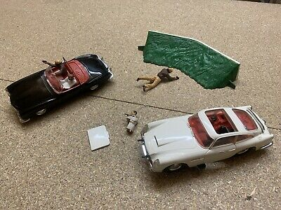 Scalextric 1960's James Bond Cars, Complete And Original • 2,000£