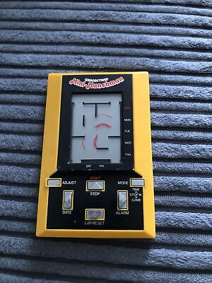 Grandstand Mini Munchman Vintage 80s Game Made In Japan (Pacman) • 9.40£