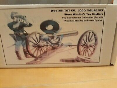 Toy Soldiers 54mm U.S Gatling Gun(1/32 Scale) Poly Resin  • 1.20£