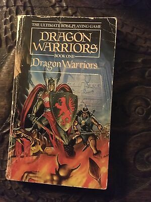 Dragon Warriors Book 1 • 7£