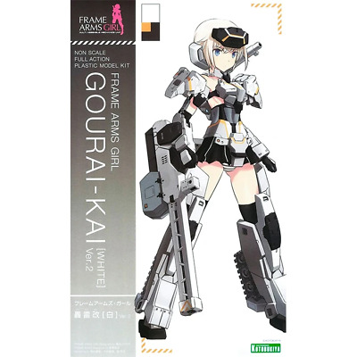 Frame Arms Girl Gorai Kai [White] Ver.2 Model Kit • 79.99£