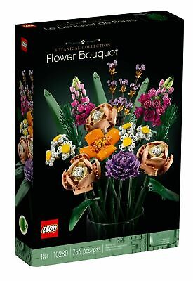 Lego 10280 Botanical Collection Flower Bouquet Brand New Sealed In Box • 74.95£