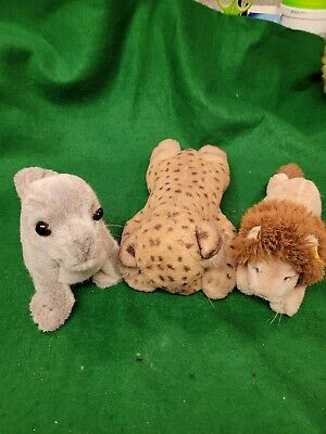 Group Of Three German Soft Toys To Include 2 Steiff Examples • 18£