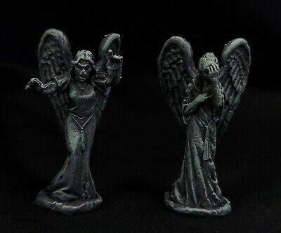 Angel Of Sorrow (x2) (Reaper Miniatures, Plastic, Painted) • 5.99£