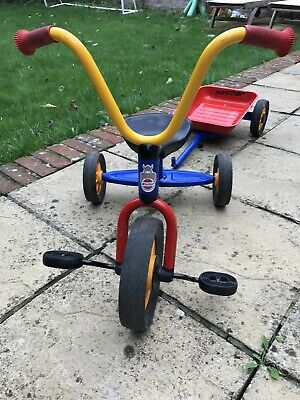 Winther Trike And Trailer • 50£