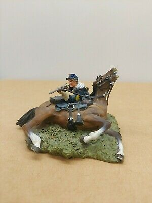 Britains  Conte American Civil War Soldier Works With King And Country  • 29.99£