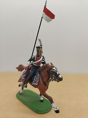 St Petersburg Mounted NAPOLEONIC Figure Works With Frontline King And Country  • 34.99£