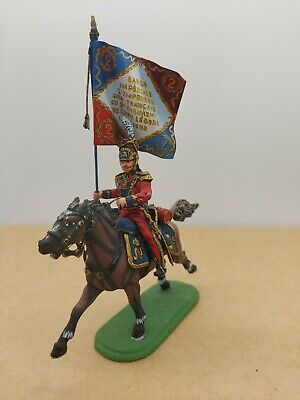 St Petersburg Mounted NAPOLEONIC Figure Works With Frontline King And Country  • 39.99£