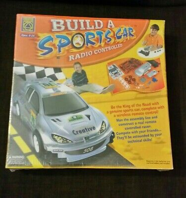 Build A Radio Controlled Model Kit Creative Toys • 5£
