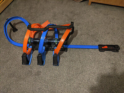 Hot Wheels Corkscrew Crash Track Set With Booster And Instructions • 25£