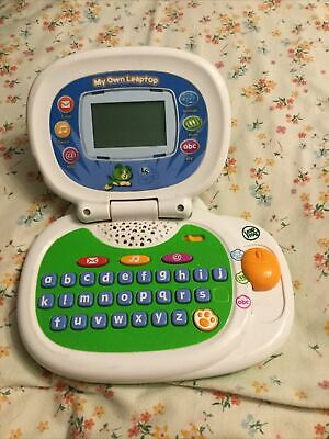 Leapfrog My Own Laptop Kids Educational Toy • 1£