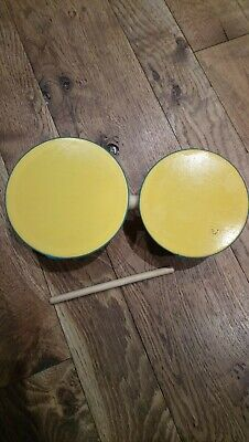 Plan Toys Double Drum • 10£