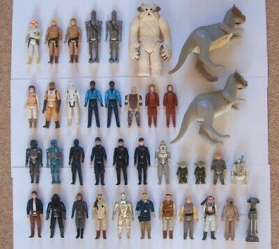 Vintage Star Wars Incomplete The Empire Strikes Back Figures - Choose Your Own • 11.99£