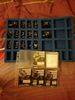 Cryx Warmachine Assembled Army + 1 War Caster And 3 Jacks (Hordes Wargames RPG) • 18£