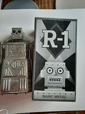 R - 1 Bare Metal Robot Boxed Working  • 30£