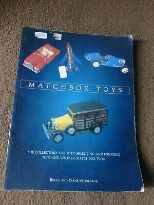 Matchbox Toys Collectors Guide • 0.99£