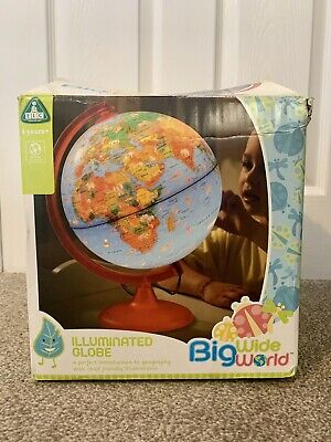 ELC World Globe Light • 20£