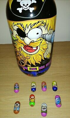 189 Captain Bean Mighty Beanz Case 2010 Special Edition Jumping Beans Bundle  • 15£